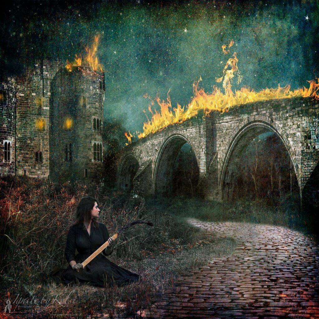 Bridges May Burn by Kelsi Adams