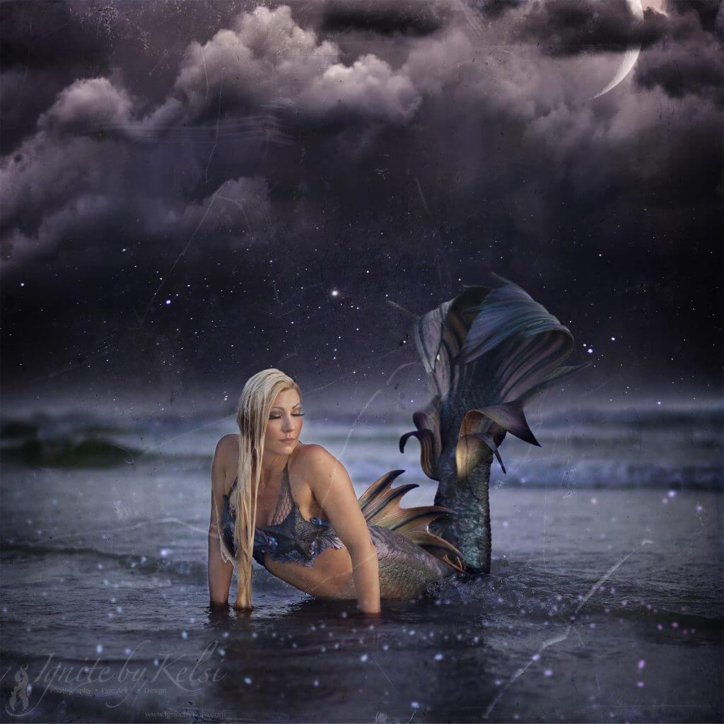 The Deep Dark by Kelsi Adams